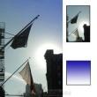 COKIN filtr P123L graduál modrý light